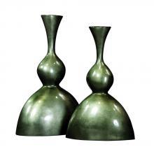 METALLIC OLIVE GREEN