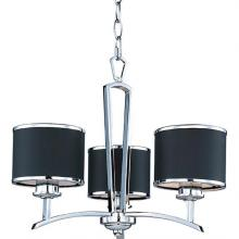 DRUM SHADE MINI CHANDELIERS