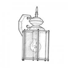 BEVELED GLASS LANTERNS