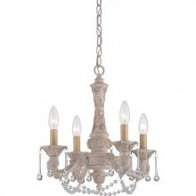 QUOIZEL MINI CHANDELIER