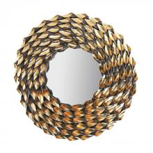 FLUTED WREATH
