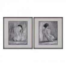 FIGURE IN BLACK AND WHITE