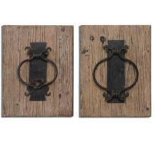 RUSTIC DOOR KNOCKERS