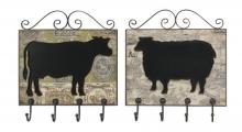 FARM ANIMAL PLAQUES