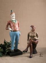 CLARRY & BETTY FIGURINES