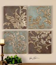 DAMASK RELIEF BLOCKS