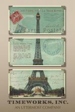 EIFFEL TOWER CARTE POSTALE