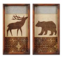 LODGE ELK & BEAR