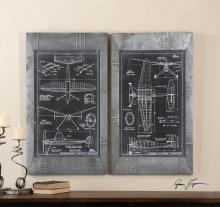 AERONAUTIC BLUEPRINTS
