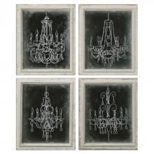 CHANDELIER SKETCHES