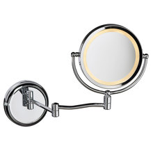 MAGNIFIER MIRRORS