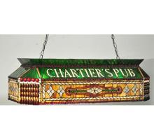 PERSONALIZED CHARTIER'S PUB