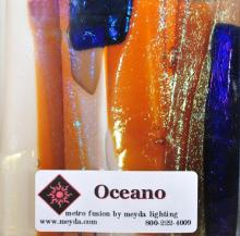 FUSED GLASS OCEANO