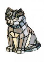 CAT TIFFANY GLASS
