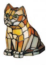 CAT TIFFANY GLASS