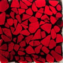 METRO FUSION RED/BLACK MOSAIC