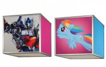 HASBRO TRANSFORMER/MY LITTLE PONY