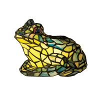 FROG TIFFANY GLASS