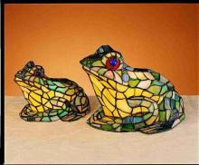 FROG TIFFANY GLASS