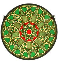KNOTWORK TRANCE MEDALLION