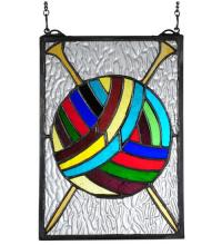 BALL OF YARN W/NEEDLES