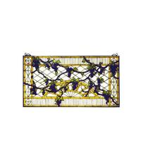 GRAPE DIAMOND TRELLIS