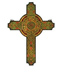 JEWELED CELTIC CROSS