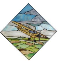 AIRPLANE PIPER CUB