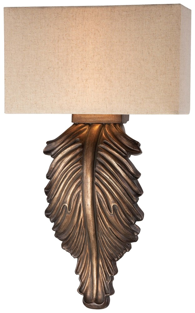 MNK 5310-1-299 2X60C WALL SCONCE *** RED TAG ITEM *** $104