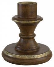 $MNK 7910-161 Mossoro Walnut Pier Mount (bronze) * RED TAG ITEM *