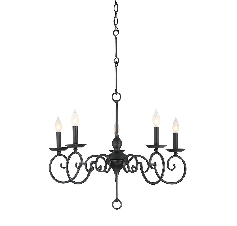 RGU 1-1170-5-55 Winbrook 5 Light Chandelier 5X60Candelabra