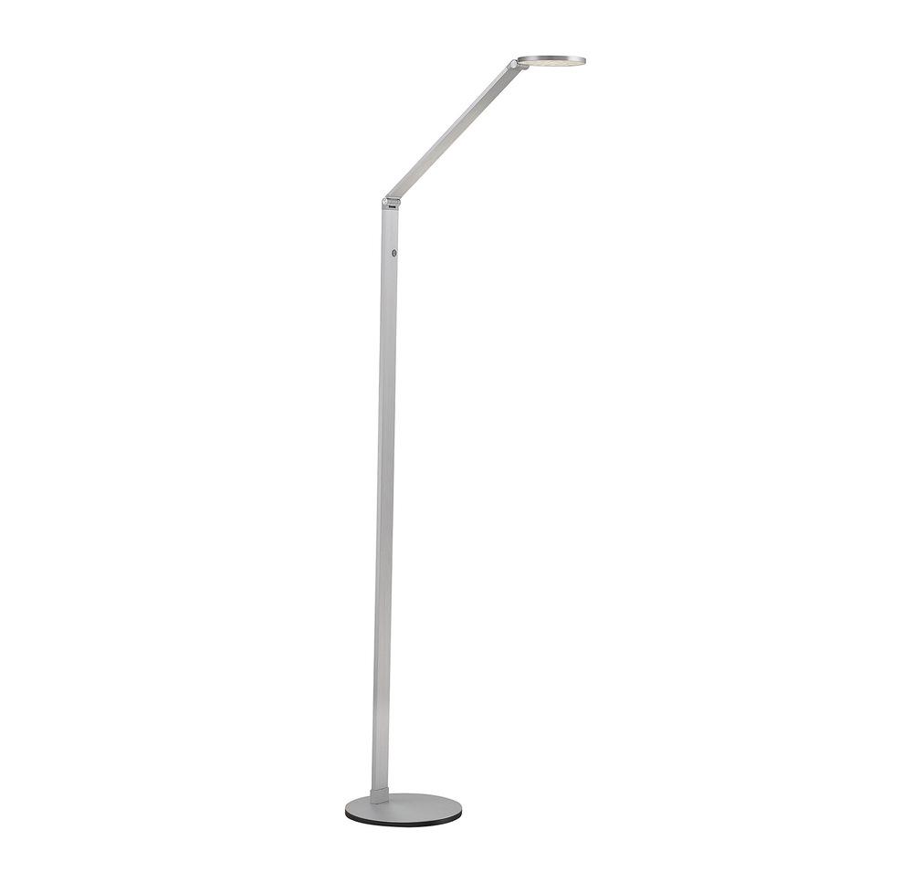 RGU 4-2020-NA Fusion Natural Aluminum LED Floor Lamp 49