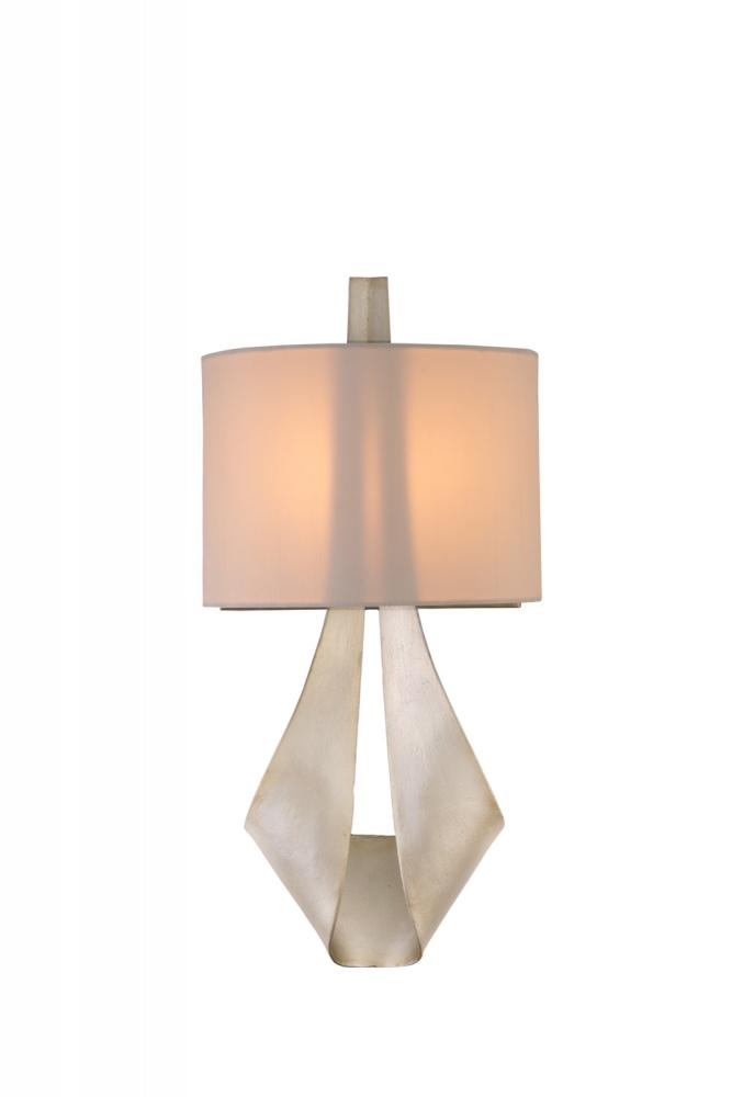 KAL 501122PS Barrymore 1 Light Wall Sconce 1X60 CAND