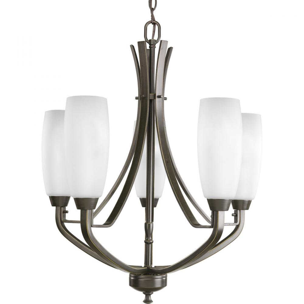 PRO P4436-20 5X60C Antique Bro Wisten Chandelier
