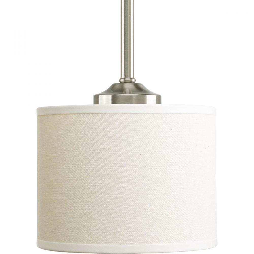 PRO P5065-09 1X100M Inspire Brushed Nickel Mini Pendant