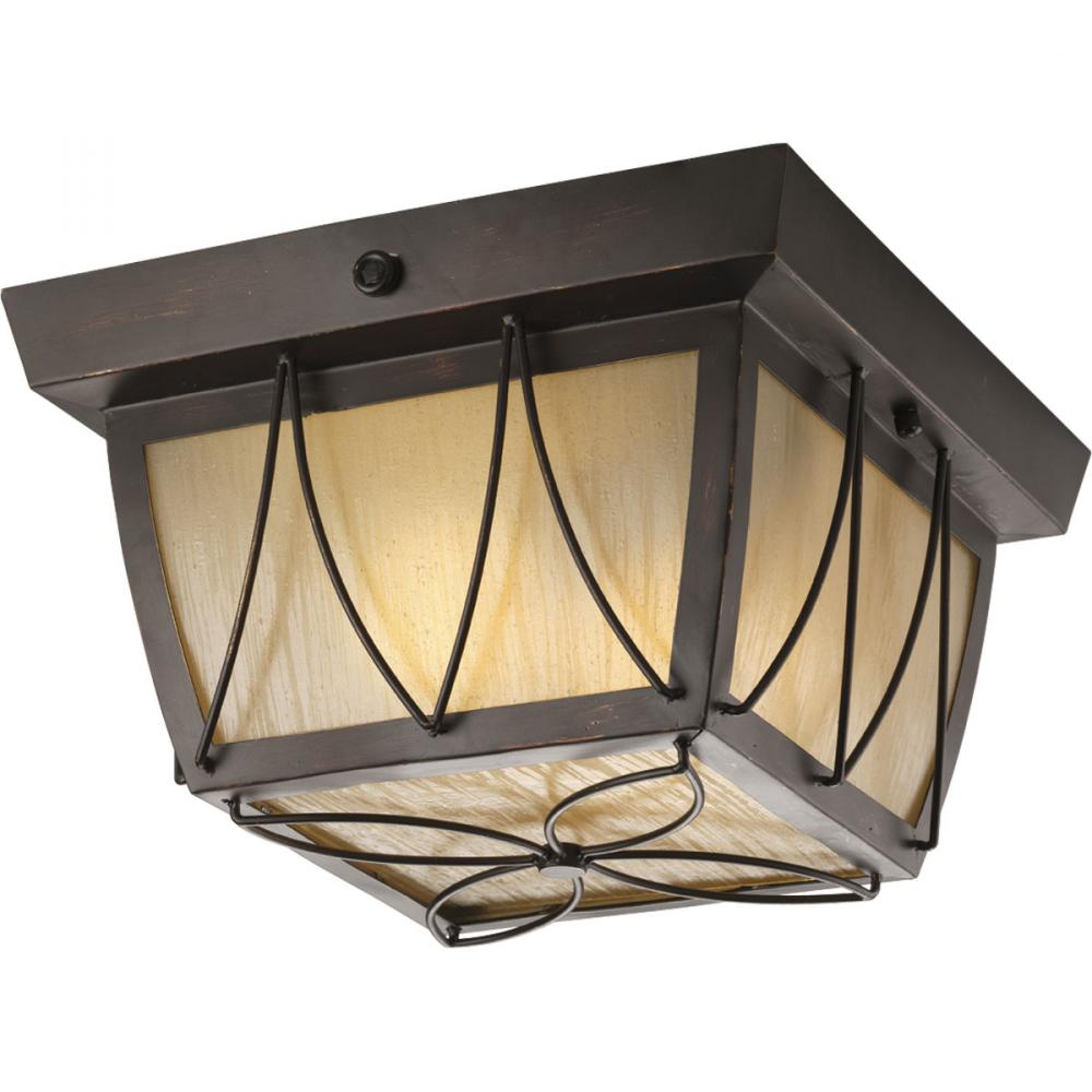 PRO P5514-20 2-60W OUTDOOR CEILING **NRM * RED TAG ITEM *