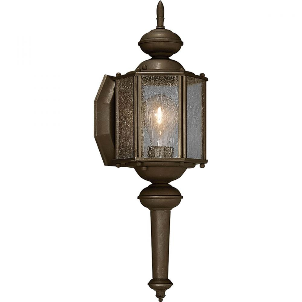 PRO P5773-20 1X100M Roman Coach Antique Bronze Wall Lantern
