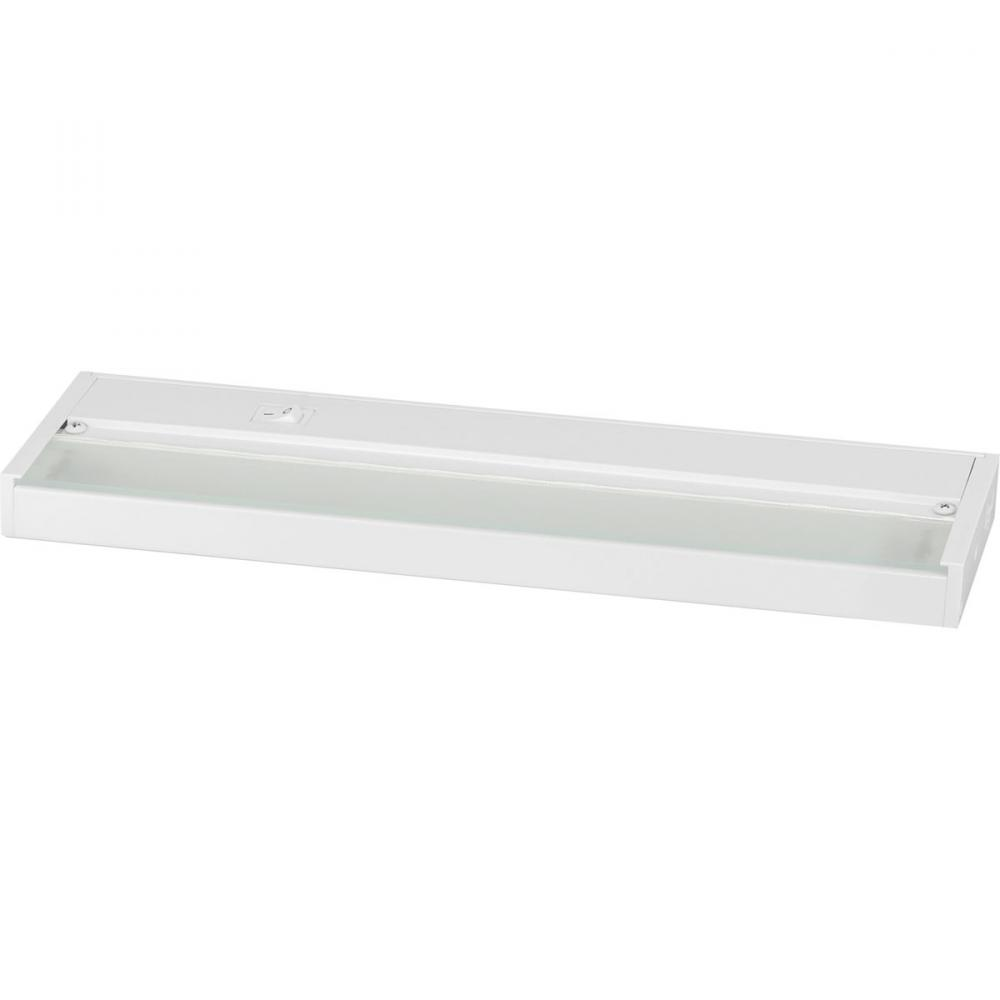 """PRO P7012-30 LED Undercabinet 12"""" White 8-watt DISCONTINUED BY THE MFG"""