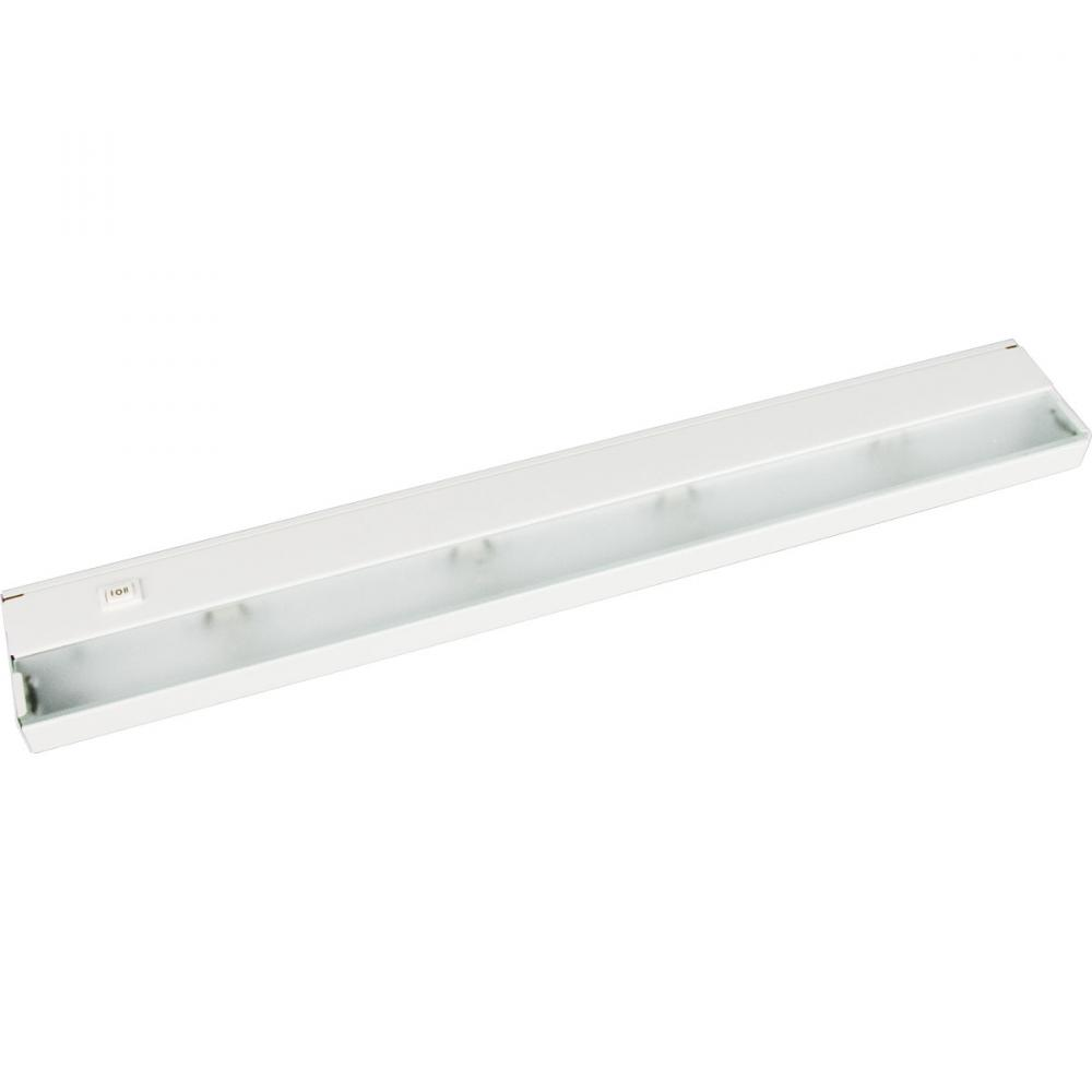 "PRO P7035-30WB 4X20G8 24"" Xenon White Under Cabinet Light"