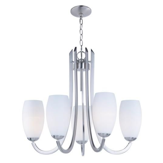 MAX 21655SWSN Taylor-Chandelier Dry RatedXTraditionalNickel