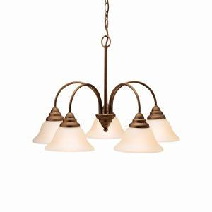KIC 2076OZ Chandelier 5Lt 5X100Medium