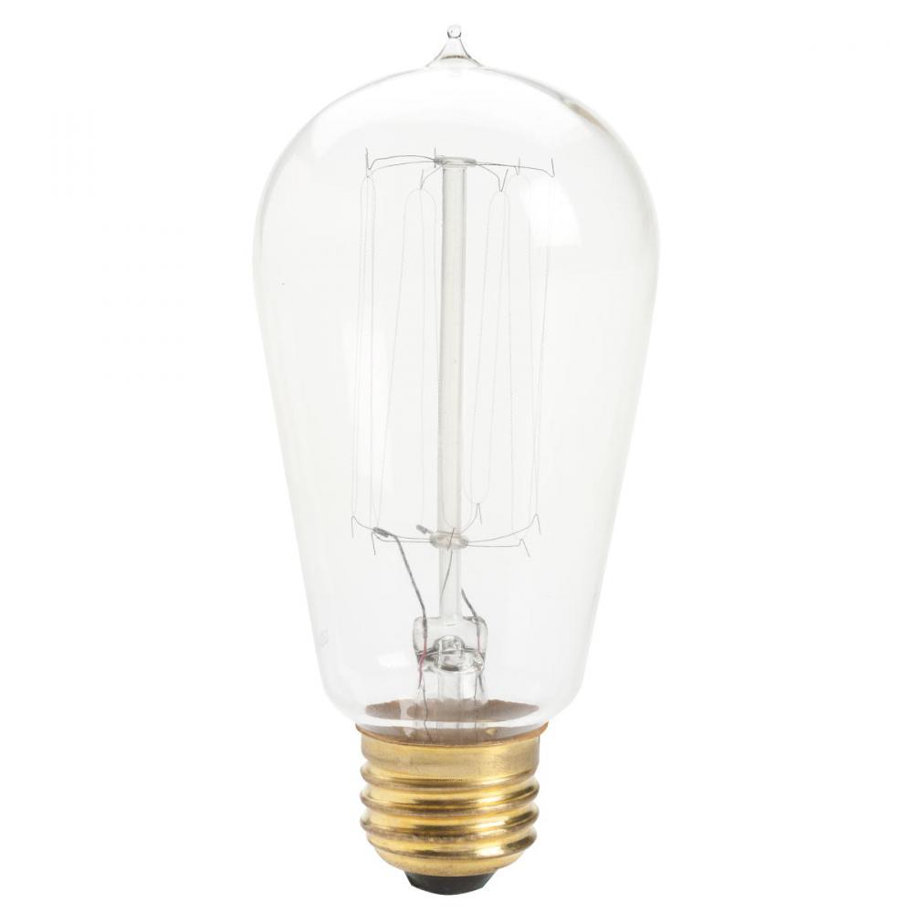 KIC 4071CLR Antique Light Bulb Incandescent