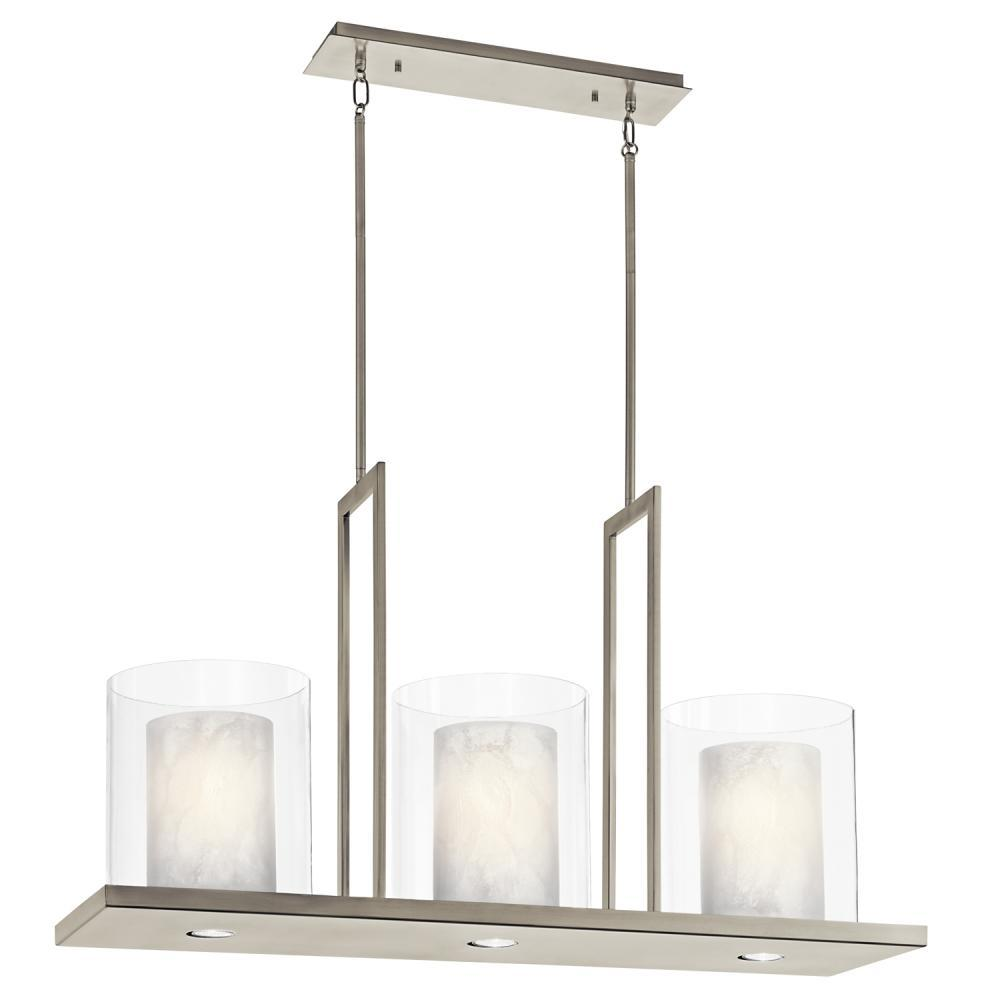 Linear Chandelier 3Lt