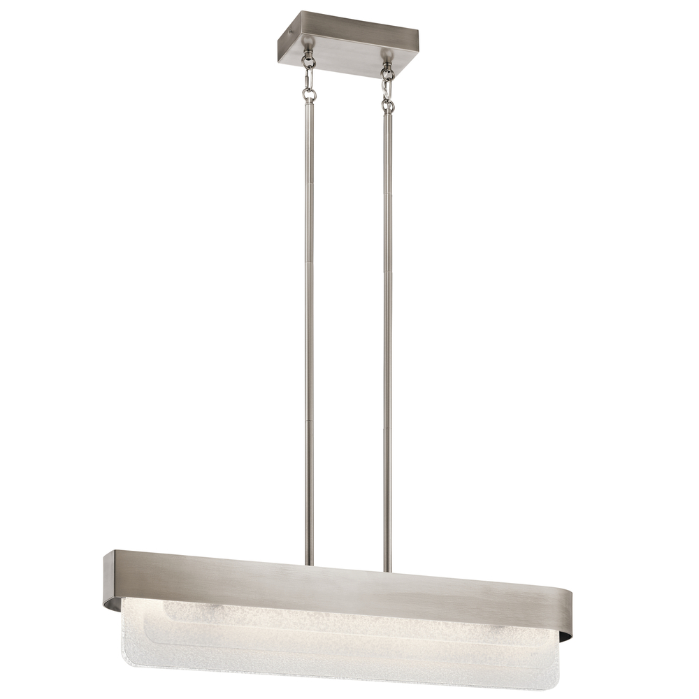 KIC 44160CLPLED Linear Chandelier Led 2