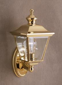 Kichler 9713PB One Light Polished