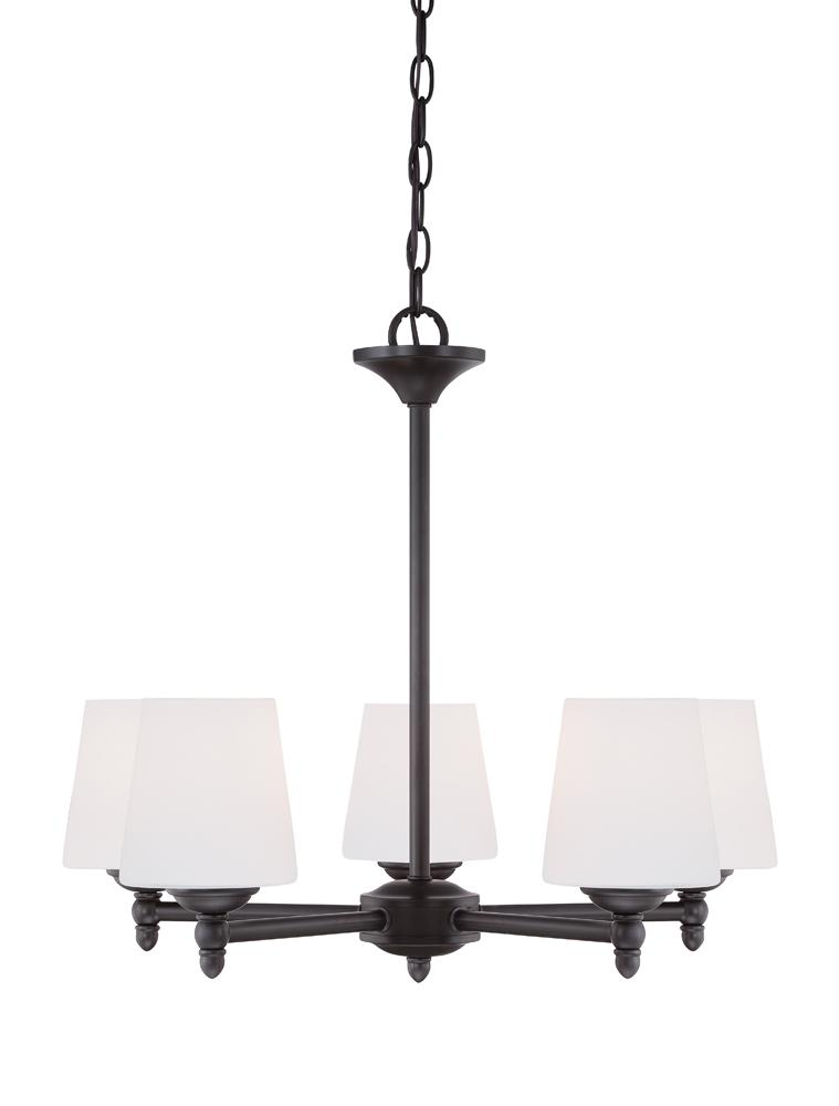 DEF 15006-5-34 5 Light Chandelier 5X100Medium
