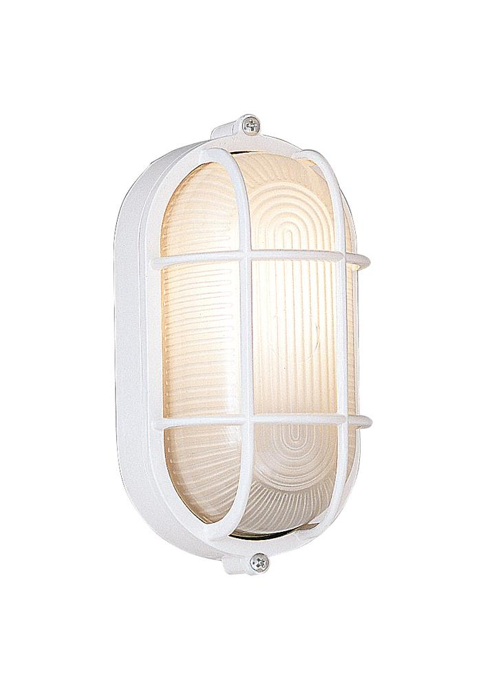 DEF 2071-WH One Light White Marine Light 1X60M