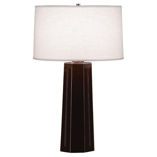 ROA 961 One Light Brown Table Lamp 1X150A DISCONTINUED BY THE MFG 11/2019