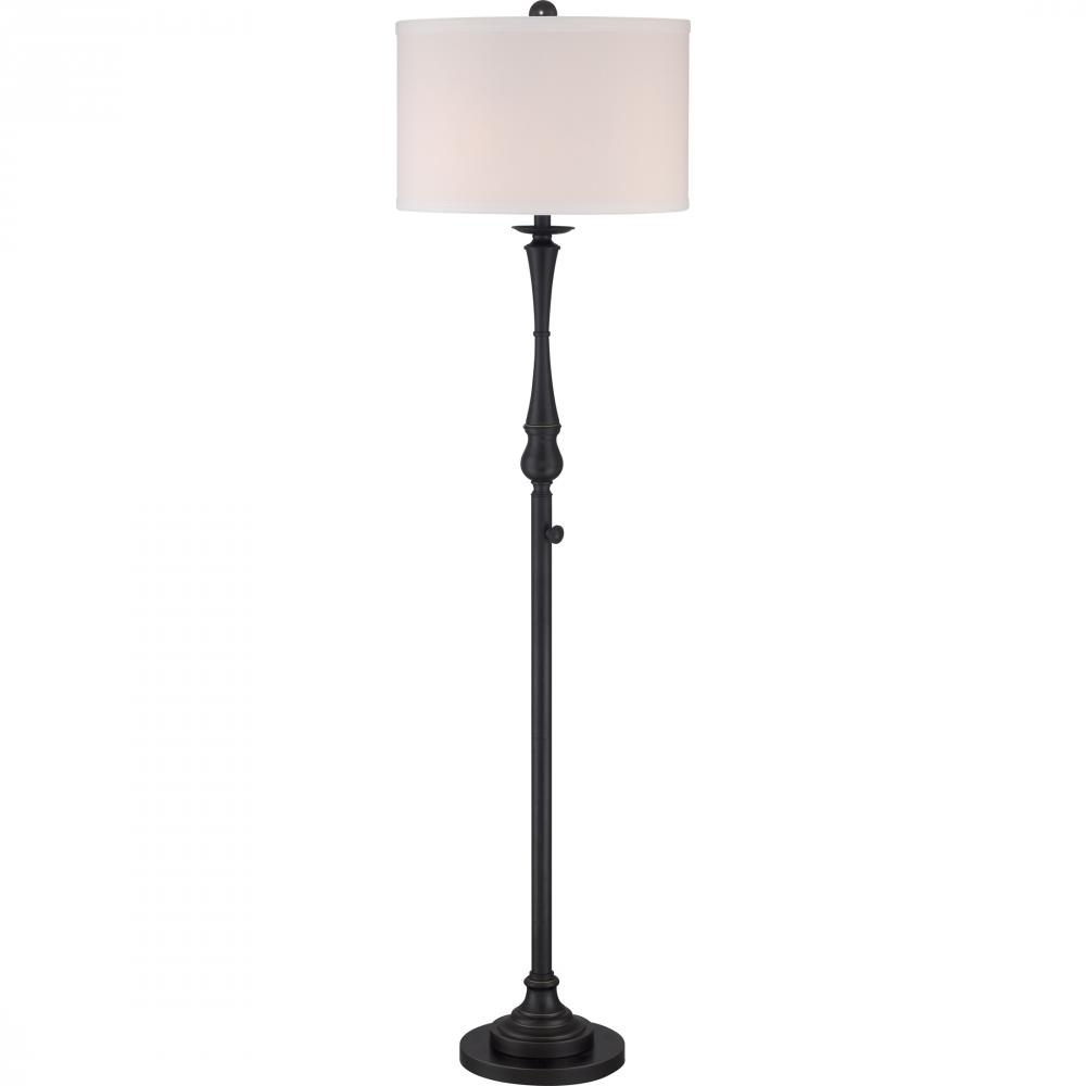 QUO VVAM9362PN Vivid Collection Ambrose Lamp 3X75M