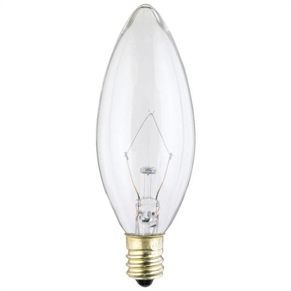 ABC 03682 25B9-1/2 TORPEDO CAND-BASE 130V LAMP cs=25/200